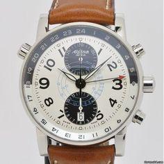 Alpina Startimer Chronograph.