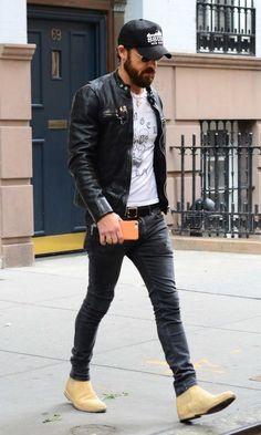 Jeans mens - Men Jeans - Ideas of Men Jeans - Types of jeans men needs to have in their wardrobe. Stylish Men, Men Casual, Look Fashion, Mens Fashion, Mens Autumn Fashion, Fashion Clothes, Moda Hipster, Mode Man, Types Of Jeans