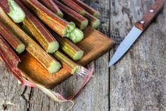 Zalig zuur: de culinaire mogelijkheden van rabarber Chutney, Asparagus, Carrots, Land, Fruit, Vegetables, Comme, Desserts, Tips