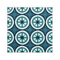 Baldosa hidráulica HDM 10355 Vinyl Flooring, Kitchen Flooring, Mosaic Del Sur, Kimono Pattern, Encaustic Tile, Portuguese Tiles, Business Inspiration, Porcelain Tile, Fabric Patterns