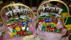 Labor and delivery nurse thank you basket nurse's gift