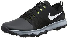 10 Best Vegan Golf Shoes (2019) - NIKE FI Impact 3 Golf Shoes 2018 Anthracite/White Black Wolf Gray Medium 8
