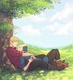 hvit-ravn:  'Some kisses?' 'Don't be silly Merlin. I can't kiss you. I'm a king and you're my servant.' 'Well… so tell me why are you cuddle me?' 'Merlin.' 'Yes, Arthur?' 'Just shut up.' _ as always some merthur for pointlesshero