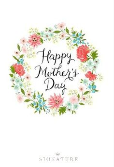 Simply Stated, This Motheru0027s Day Card From Hallmark Signature Is Suitable  For Any Mom.