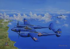 P-38 Exupery's Last Flight