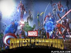 Marvel: Contest Of Champions V5.0.1  Android Game - playslack.com , Marvel: Contest of champions - create a team of indomitable superheroes and criminals from Marvel universe. fight strenuous competitors in fights. voyage distinct worlds of this universe in this Android game. In each of them you'll fight one of the popular humorous publication characters. You create a team of a collection of heroes like Spider-male, Hulk, Iron male, Star-Lord, etc. You can change your team body throughout…