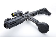 Custom 1911 .45 ACP Carbine