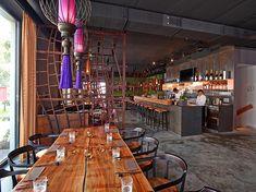 Interior Design Konzept // Restaurant CoChinChina München // www.formschneider.de