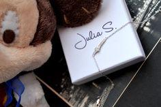 Julia S. bracelet étoile  for  Christmas!