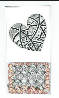 Zentangle Inspired Art by Cathy Wilson