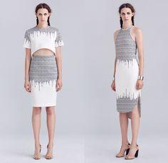 Kaelen 2014 Spring Womens Presentation - New York Fashion Week: Designer Denim Jeans Fashion: Season Collections, Runways, Lookbooks and Linesheets