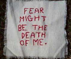 """Fear leads to anxiety. Don't forget about me"" Doubt ,Twenty One Pilots Jonathan Crane, Peter Pettigrew, The Marauders, Your Turn, Twenty One Pilots, The Twenties, Lyrics, Ptsd, Feelings"