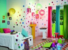 Nuevas ideas Leroy Merlin para las habitaciones infantiles.