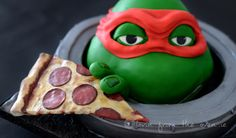 Hero in a half shell! - Cake by Lovin' From The Oven