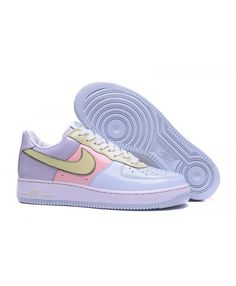 promo code a20d6 c0d7d Nike Air Force 1 Femme multicolore Chaussures Multicolores, Air Force 1,  Nike Air Force