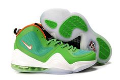 white orange and green color nice shoes