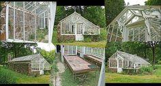 Landmark School, massachusetts greenhouse with stone solar thermal storage wall