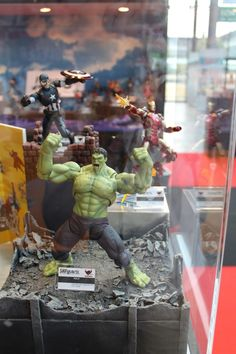 ToyzMag.com » Japan Expo 2015 : S.H.Figuarts Avengers – Tamashii Nations