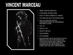 VINCENT MARCEAU