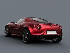 "Motor Proyect: Alfa Romeo 4C. El hermano ""pequeño"""
