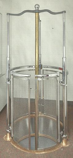 Model 20 Slide Poles And Fire Poles From Mcintire Brass