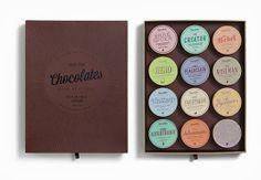 Chocolates With Attitude – Packaging by Bessermachen DesignStudio