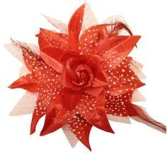 Webb Direct 2U Girls Dotted Silk Flower Bow on Satin Headband, http://www.amazon.com/dp/B00BMC4U9W/ref=cm_sw_r_pi_awdm_.9reub063PA1P