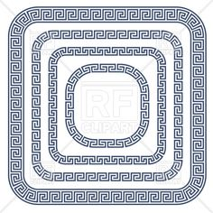 Download – Greek ornament frame with rounded corners - meander style pattern Vector Artwork – Vector Graphics © gomixer #146141 #Greek #rfclipart #ornament Bathroom Mirror With Shelf, Led Mirror, Custom Mirrors, Adhesive Tiles, Clipart Design, Vector Graphics, Pattern Fashion, How To Find Out, Clip Art