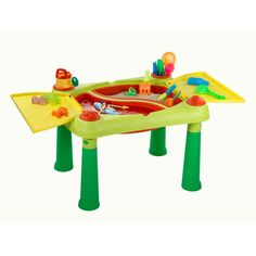 Sand and Water Play Table image-1