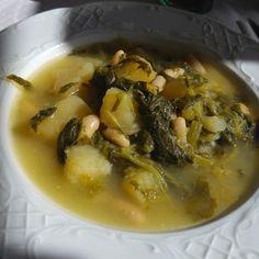 Comer como en casa como cuando era niño... No tiene precio  #galicia #caldogallego #comida #soup #lunch #pornfood #food #galicianfood