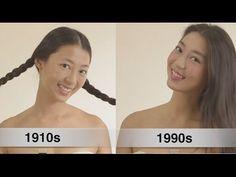 1分鐘看100年台灣化妝演進史 100 years of beauty - Taiwan