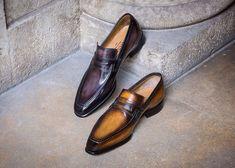 Oxfords, Loafer Shoes, Loafers Men, Hot Shoes, Men's Shoes, Shoes Men, Eiffel Tower Photography, Brown Dress Shoes, Monk Strap Shoes