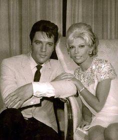 with Nancy Sinatra, 1967