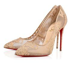 Le meravigliose scarpe da sposa 2017 by Christian Louboutin - Scarpe Magazine