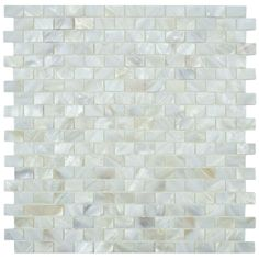 discount glass tile store mother of pearl seashell glass mosaic white