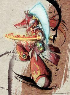 Zero (Megaman X)/#1055698 - Zerochan