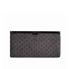 Enjoy this stunning Jimmy Choo Glitter Camille evening clutch bag for your night out necessities. Everything Designer, Silver Accessories, Clutch Bag, Black Silver, Jimmy Choo, Night Out, Dust Bag, Glitter, Bags