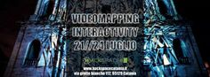 Corso VideoMapping #hackspace #catania