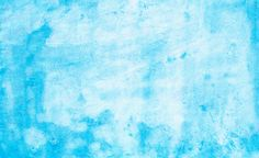 4 Grungy Bright Colored Blue Watercolor On Napkin Textures | ReUsage