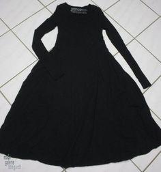 Rundholz black label winter 2015 sleeved mega-dress