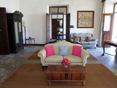 Living room at Ibo Island Lodge, Quirimbas Archipelago, Mozambique Archipelago, Couch, Island, Living Room, Furniture, Home Decor, Settee, Decoration Home, Sofa