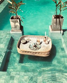 Bali, Exterior, Outdoor Decor, Natural, Garden, World, Pools, Vintage Wood, Luxury Hotels