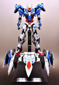 PG 1/60 00 Raiser - Painted Build   Modeled by livese1