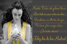 Tarjetas de Feliz día de las Madres Hasta el cielo Miss You, Mom, Movie Posters, Inspiration, Mommy Quotes, I Miss U, Biblical Inspiration, I Miss You, Film Poster