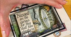 Welcome to my stop on Club Scrap's London Calling  Blog Hop !     3D Tunnel Card Club Scrap London Calling        The 3D Tunnel Card Techni...