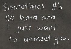 I sooo know this feeling! x