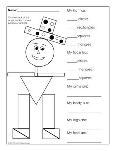Printables Geometry Fun Worksheets a well pre school maths and common cores on pinterest fun 1st grade math worksheets first geometry worksheets