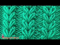 TEJIDOS A DOS AGUJAS: 5- Corazones en Relieve/ KNITTING WITH TWO NEEDLES: Hearts in Relief - YouTube Knitting Charts, Baby Knitting Patterns, Knitting Stitches, Hand Knitting, Stitch Patterns, Ladybug Crafts, Knit Baby Sweaters, Knitted Slippers, Crochet Videos