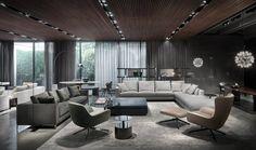 Minotti | Luxus Möbel | http://wohnenmitklassikern.com/