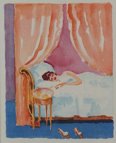 Le sommeil d'Alberti